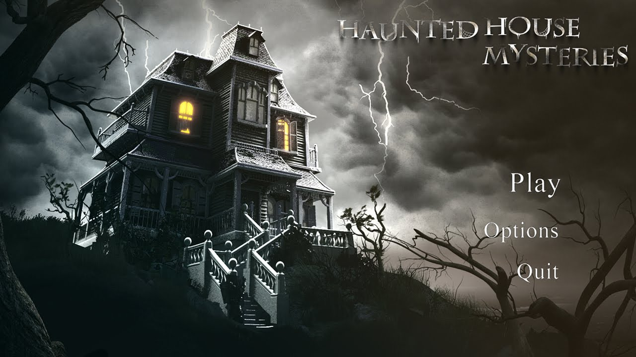 the haunted house essay